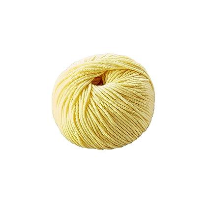 Sugar Bush Yarn Crisp Double Knitting Weight, Juno It's Yellow