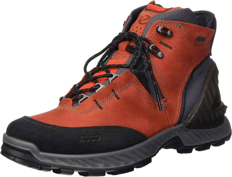High Rise Hiking Shoes Men/'s ECCO Exostrike M