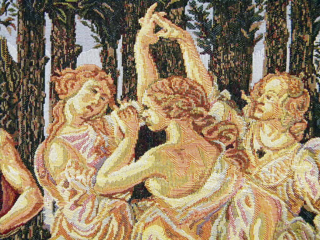 Allegory of Spring by Charlotte Home Furnishings Inc. (Image #2)