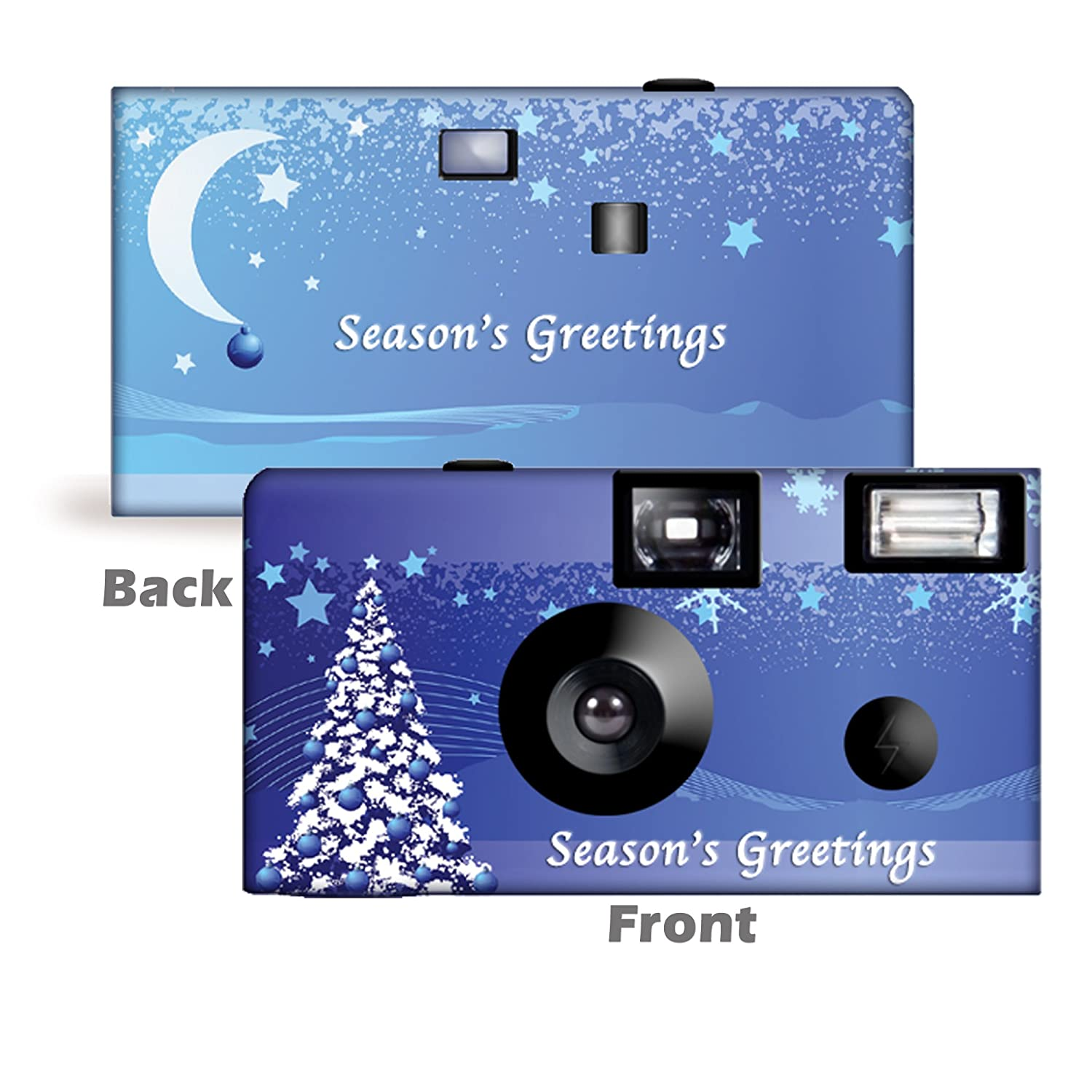 Fotodiox Diy Lomo Camera Twin Lens Reflex Tlr Kit 5 Pack Christmas In Blue Disposable Party Holiday Hot Sale 2017