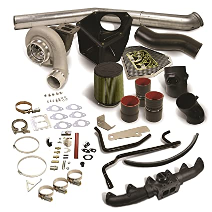 BD Diesel 1045747 Rumble B Turbo Kit S366SX-E Incl. Turbo/Turbine Blanket