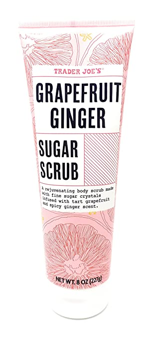 Image result for pink sugar scrub trader joe's
