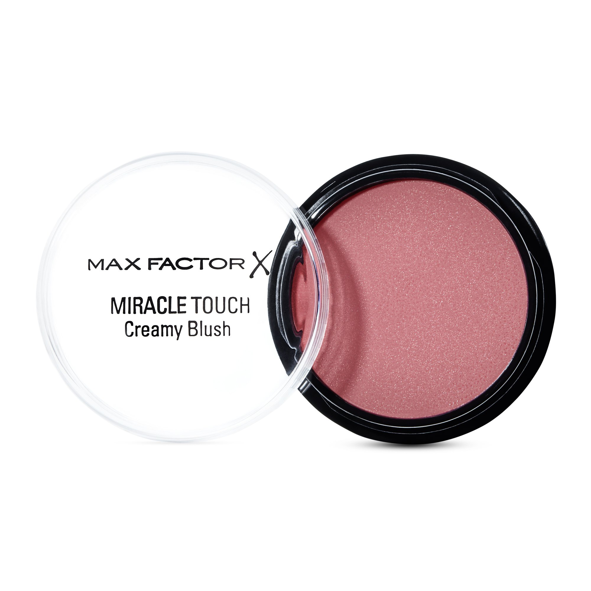 Miracle Touch Creamy Blush No. 14 Soft Pink by Max Factor for Women - 11.5 gram Blush by Max Factor (Image #1)