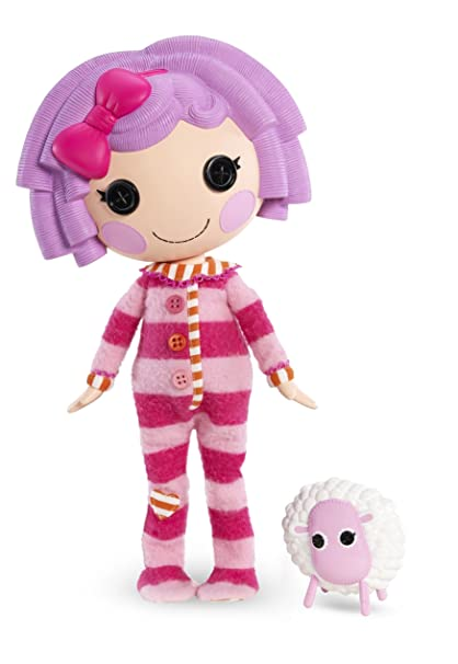Lalaloopsy Pillow Featherbed Doll