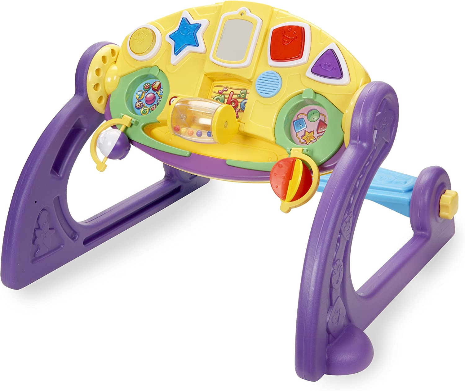 Buy little tikes 5-in-1 adjustable gym, toys for kids, 1 year.