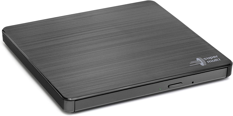 LG GP60NB60.AUAE12B 8X USB 2.0 Portable Slim DVD-RW - Black,150465