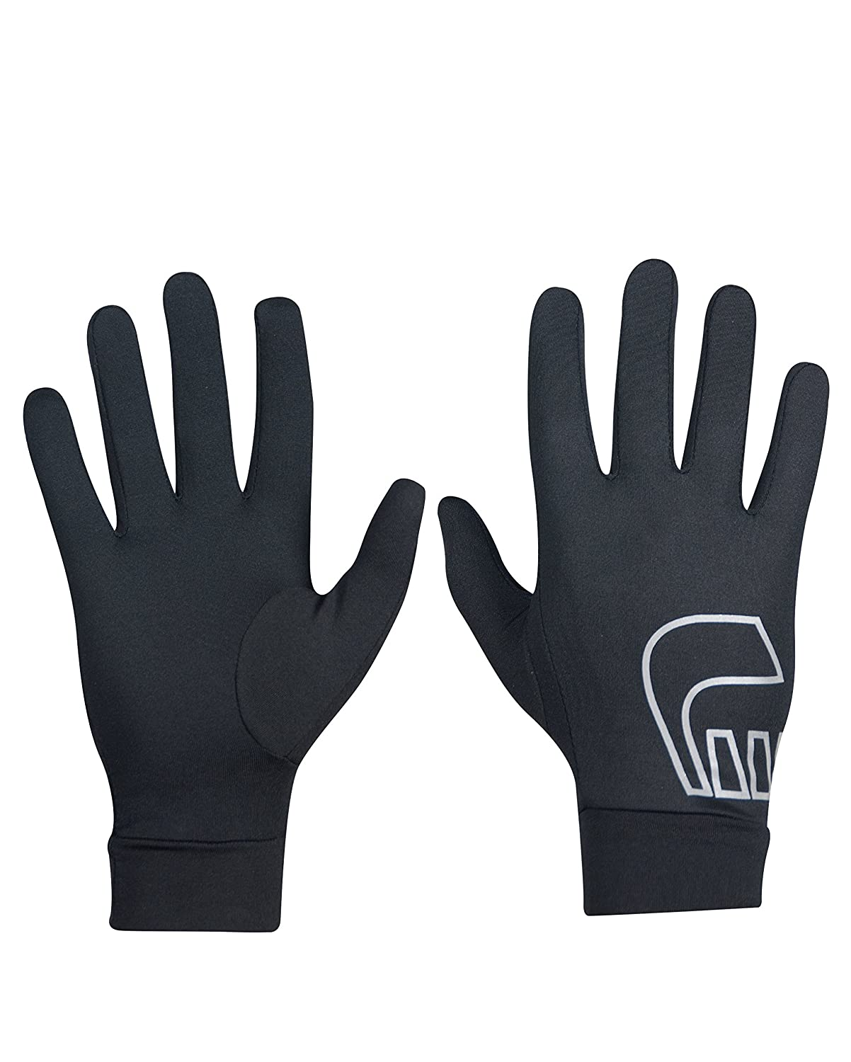 NewLine Base Gloves - Guantes, Color Negro, Talla S 90876