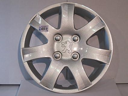 Peugeot 206-207, tapacubos para rueda de 14 pulgadas ...