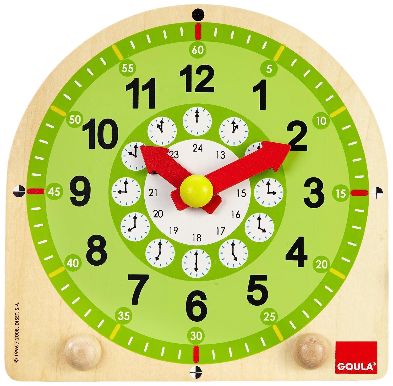 Horloge /Éducative
