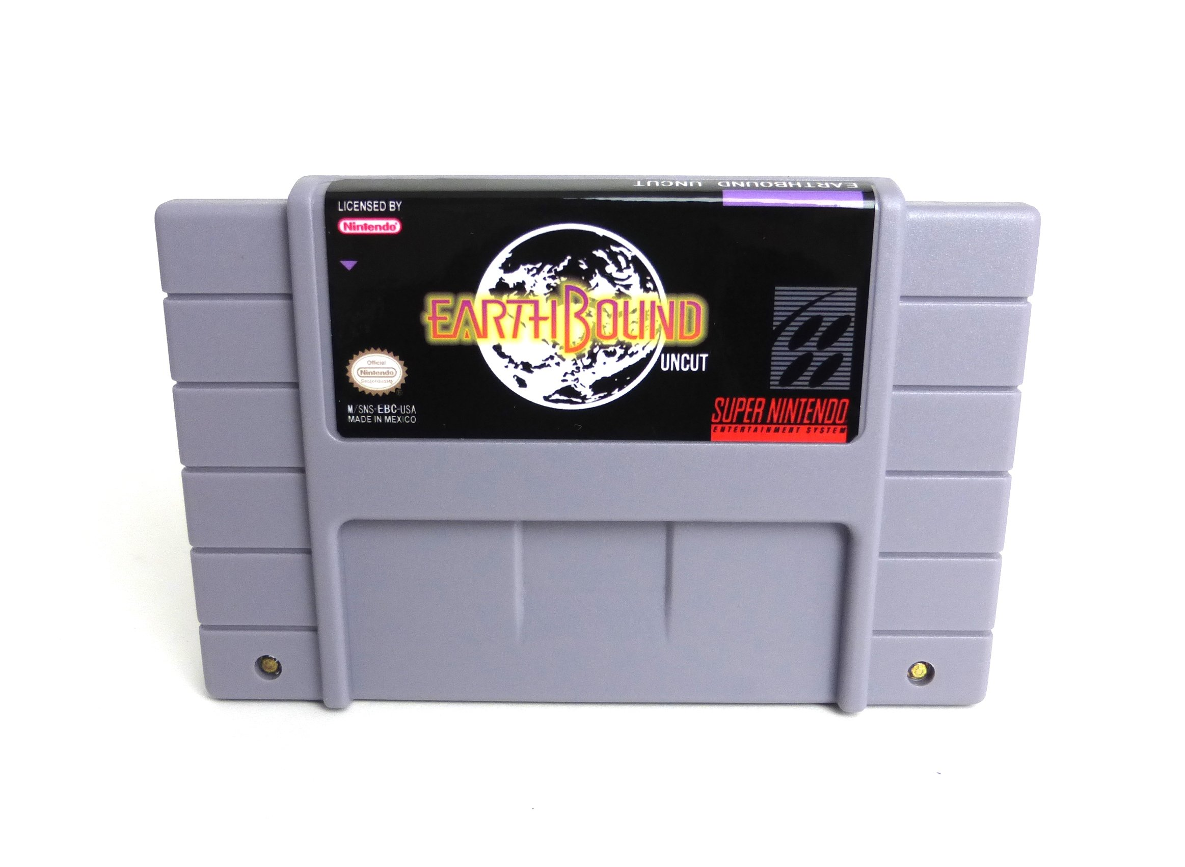 Amazon com: Earthbound Uncut - Cart Only: Video Games