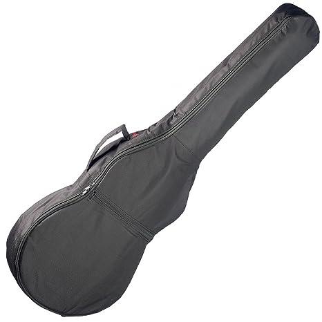 Stagg 21424 - Funda para guitarra eléctrica, color negro: Amazon ...