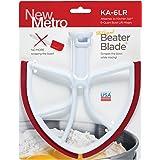 Original Beater Blade for KitchenAid 6-Quart Bowl Lift Mixer, KA-6LR, Red, Made in USA