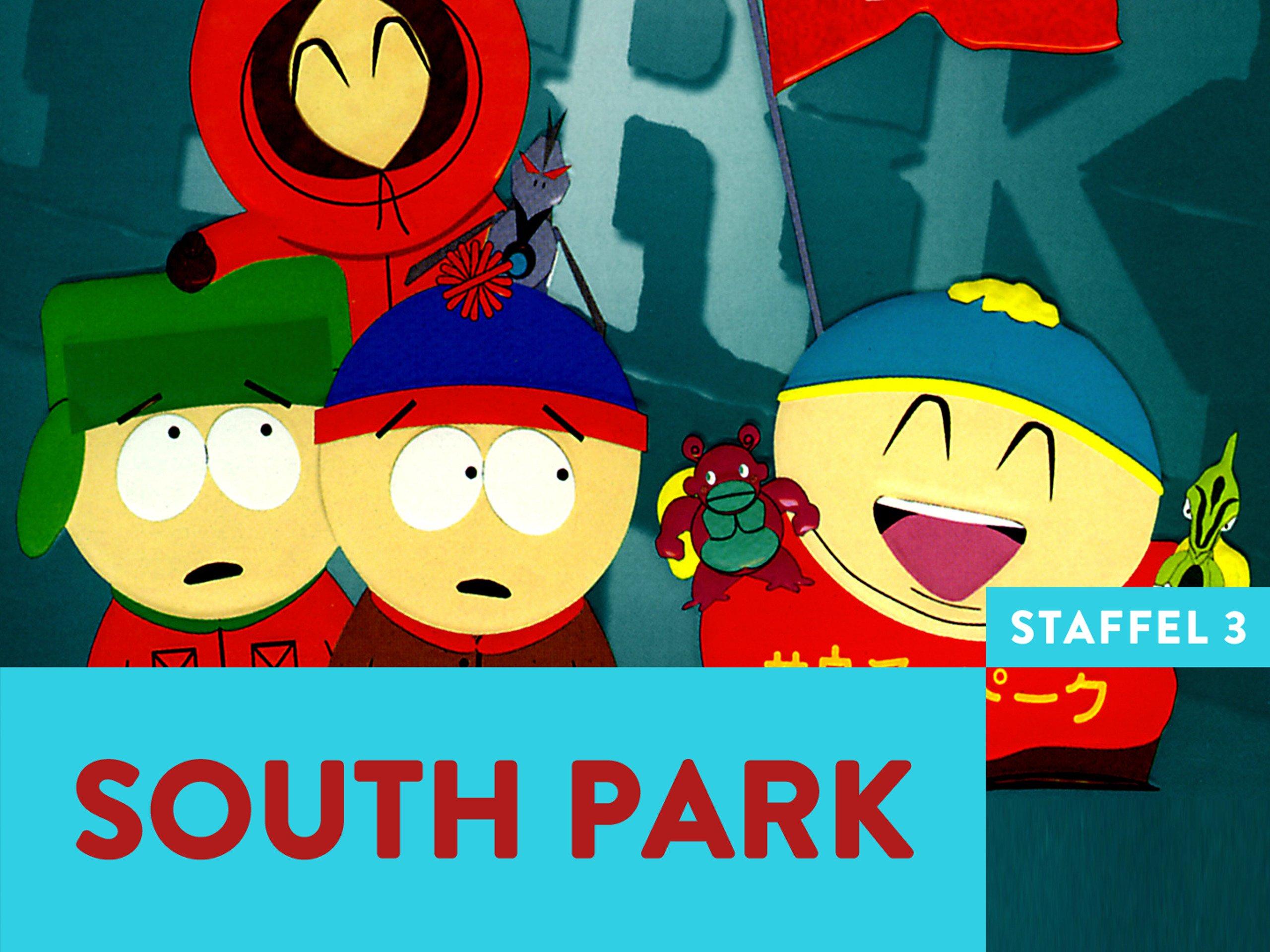 Amazon.de: South Park Staffel 3 ansehen | Prime Video