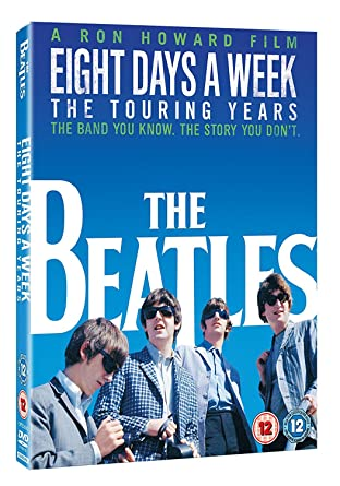 The Beatles - Eight Days A Week [Italia] [DVD]: Amazon.es ...