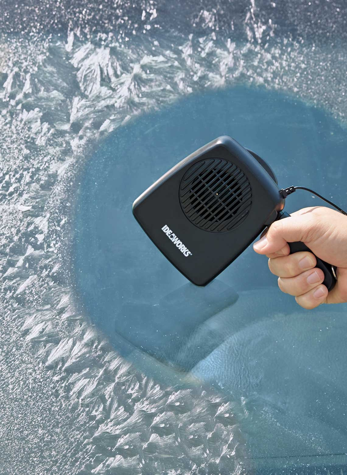 Portable Car Heater/Defroster