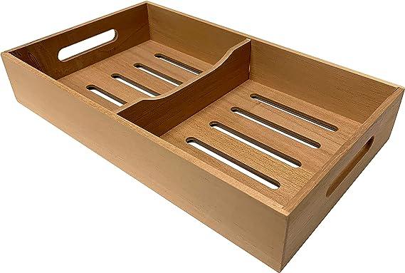 Quality Importers Trading Spanish Cedar Tray Cigar Tray