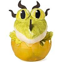 Entrenando A Tu Dragon Peluche Dragón con Huevito Bebé Pesadilla Plush
