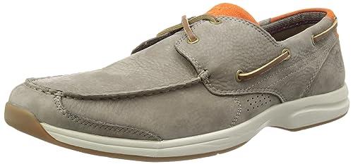 Timberland Ekhulcov 2eye Bronw Brown, Mocasines Unisex Adulto: Amazon.es: Zapatos y complementos