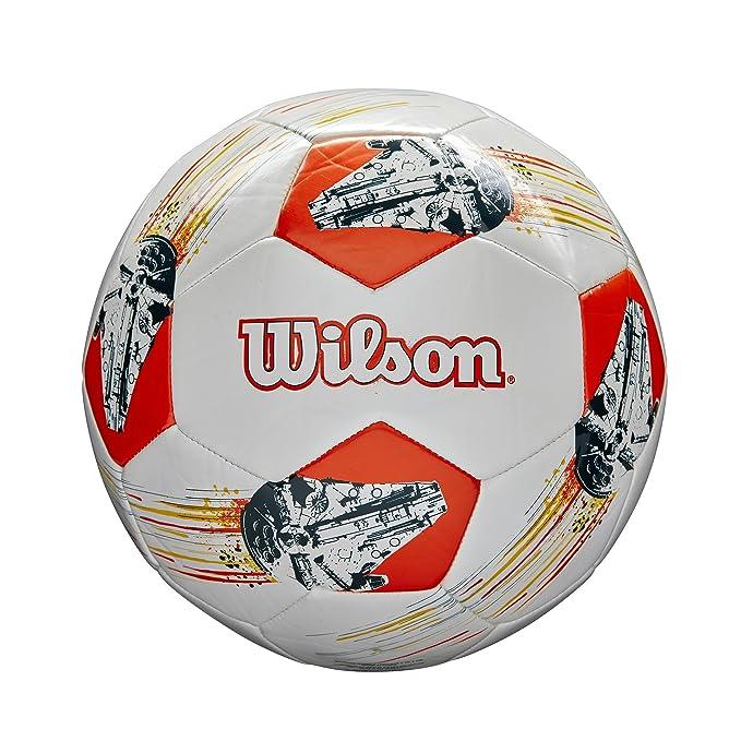 Wilson Sporting Goods Star Wars - Balón de fútbol (tamaño 4 ...