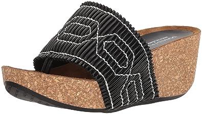 6b09c376f9e Donald J Pliner Women s GESS Slide Sandal