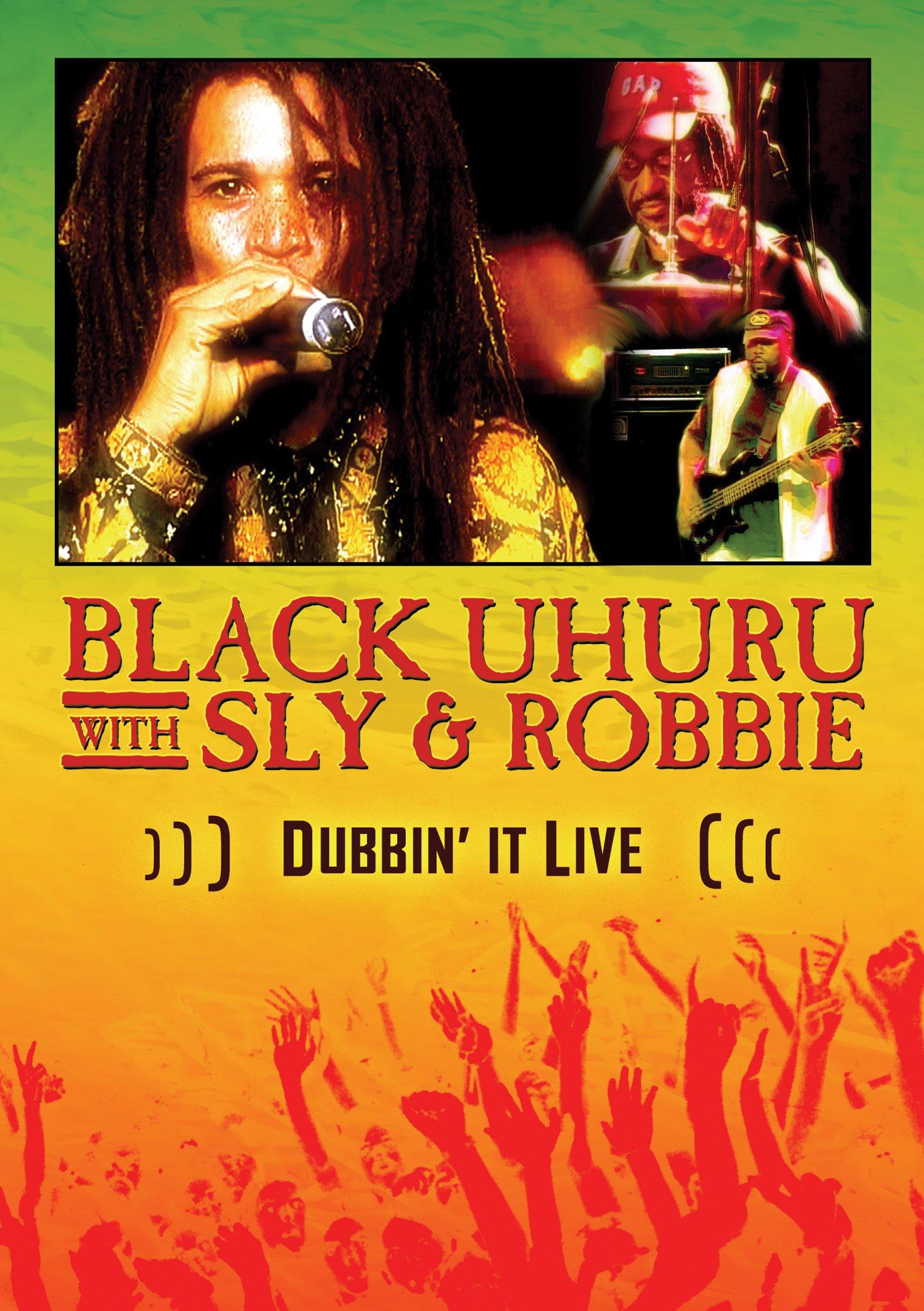 Dubbin It Live by BLACK UHURU