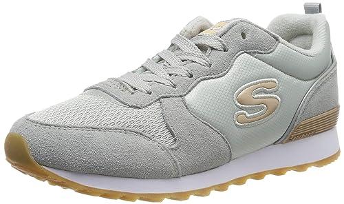 Skechers Damen Retros og 85 goldn Gurl Sneaker: