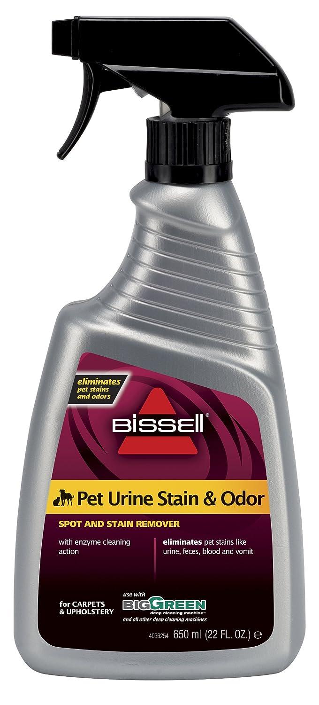 Bissell - Producto limpiador de olor y manchas de orina de ...