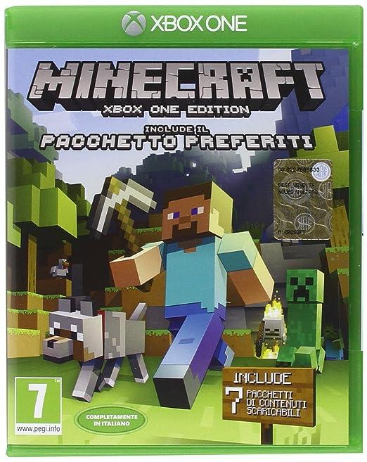 5 opinioni per Minecraft- Edizione Pacchetto Preferiti- Xbox One