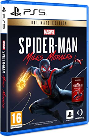 Oferta amazon: Marvel´s Spider-Man: Miles Morales Ultimate Edition