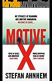 Motive X: the epic and gripping suspense thriller (A Fabian Risk Thriller Book 3)