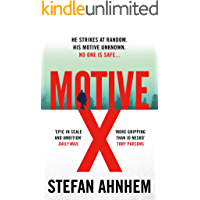 Motive X: the epic and gripping suspense thriller (A Fabian Risk Thriller Book 3)