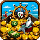 Coin Party: Pirate Treasure Dozer