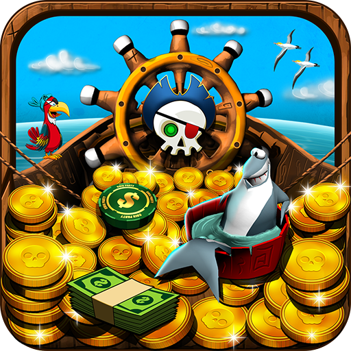 Coin Party: Pirate Treasure - Az Always