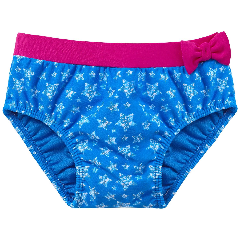 Schiesser Baby-Mädchen Schwimmwindel Bade-Slip Blau (blau 800) Schiesser AG 150960