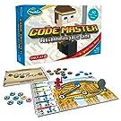 ThinkFun Code Master Programmation Jeu de logique et Potence Jouet pour garçons et Filles 8Ans et jusqu'à–Compétences en Programmation Apprend à Travers Fun Parties