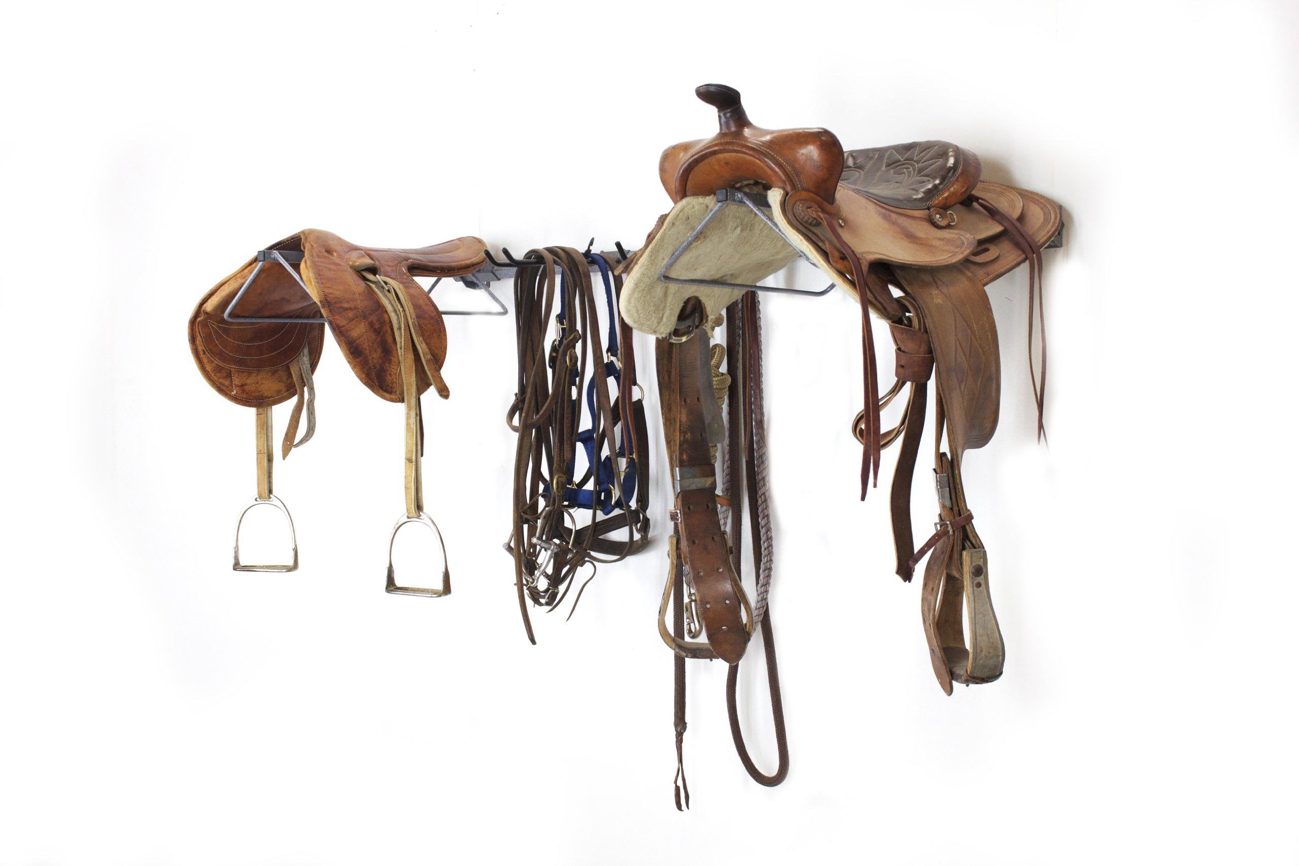 Monkey Bars Storage Double Saddle Rack by Monkey Bars (Image #2)