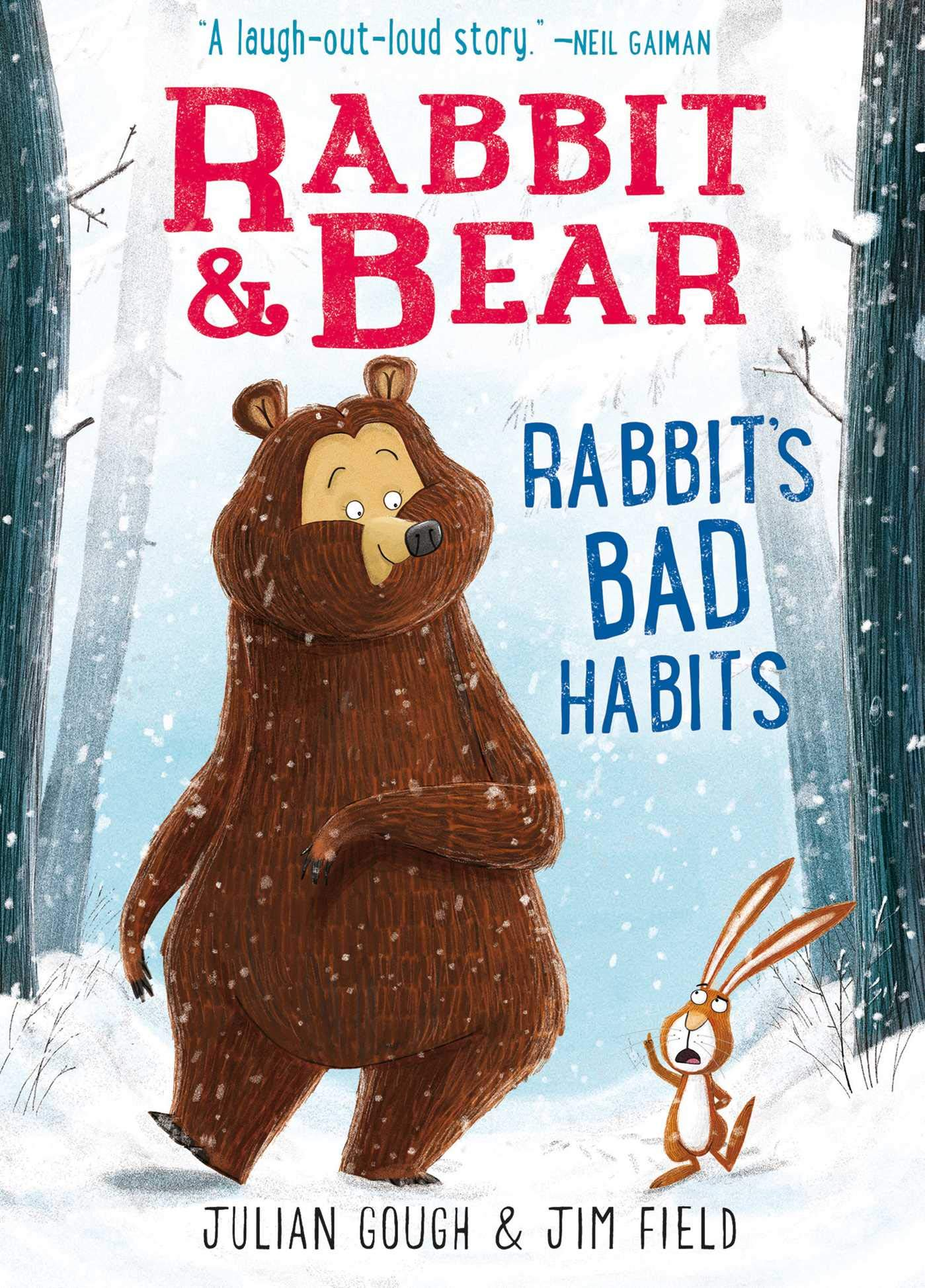 The Best Chapter Books for 1st Graders featured by top Seattle lifestyle blogger, Marcie in Mommyland: Rabbit and Bear