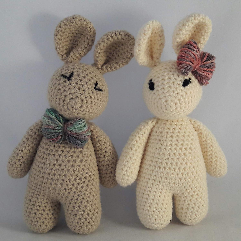 Matilda the Bunny amigurumi pattern - Amigurumipatterns.net | 1500x1500