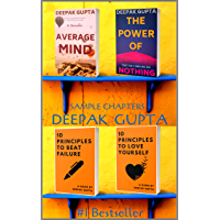 Average Mind | The Power of Nothing | 10 Principles To Beat Failure | 10 Principles To Love Yourself |: Sample Chapters Box Set (English Edition)