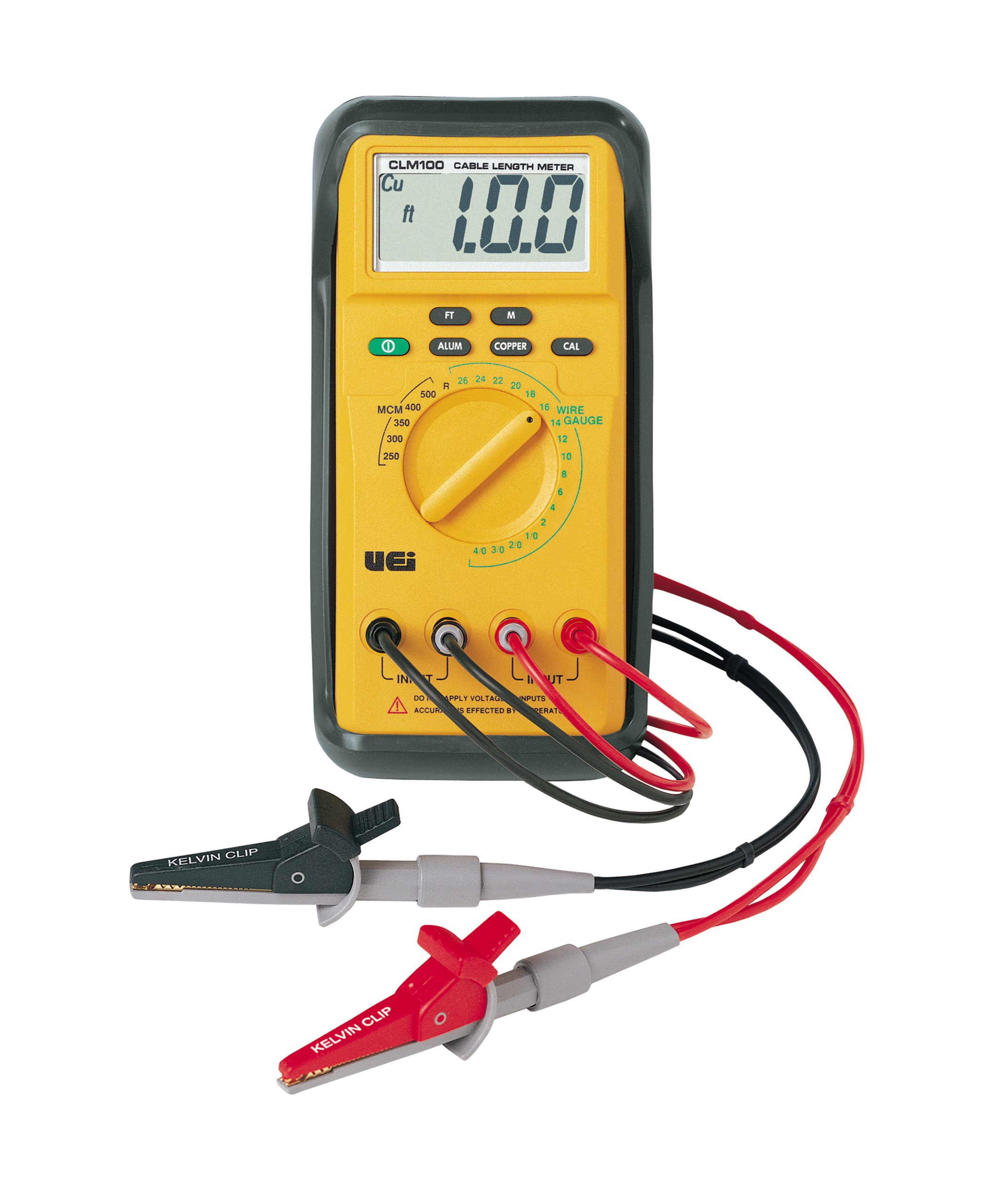 UEi Test Instruments CLM100 Cable Length Meter by UEi Test Instruments (Image #1)