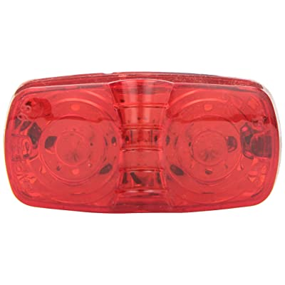 Grote G4602-5 Hi Count Red Square-Corner 13-Diode LED Clearance Marker Light: Automotive