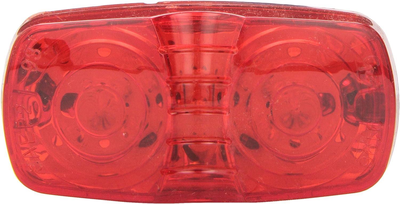 Grote G4602 Hi Count Square-Corner 13-Diode LED Clearance Marker Light