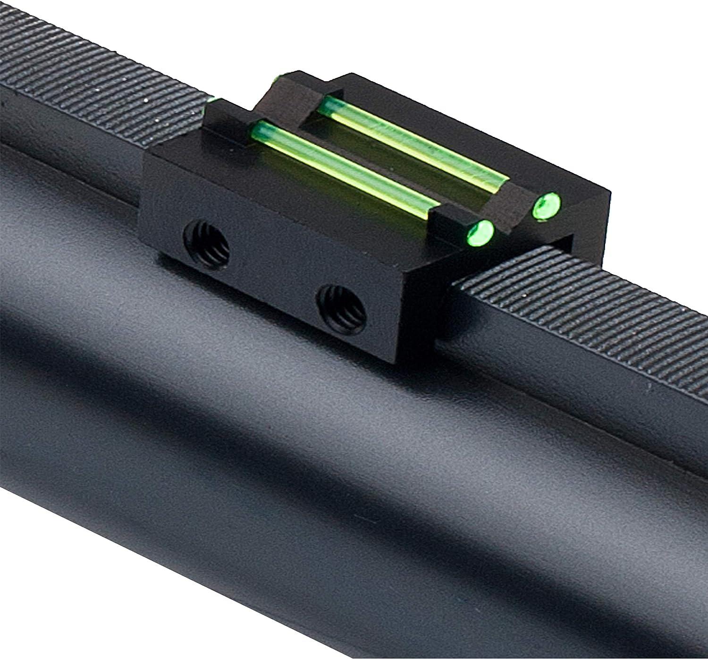 Toni system cod. TR81/TV81 Alza Fibra optica para Banda Escopeta ø1,0mm Rojo/Verde