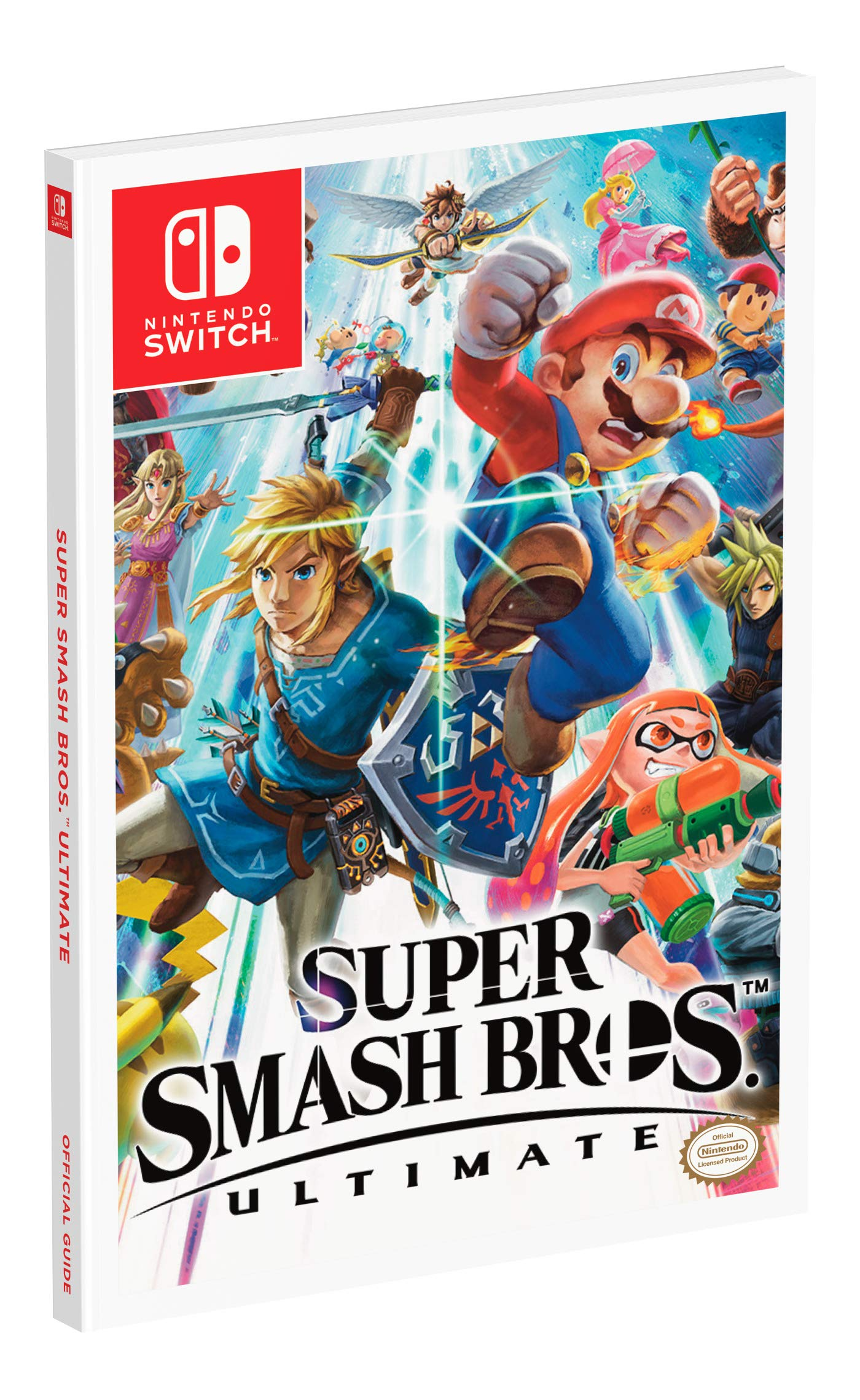 Super Smash Bros. Ultimate - Das offizielle Lösungsbuch: Amazon.es: Multiplayer Edizioni: Libros en idiomas extranjeros