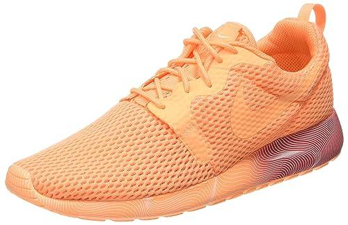 c05b19011e1a1 Nike Women s W Roshe One Hyp BR Peach Running Shoes - 8.5 UK India ...