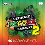 Zoom Karaoke CD+G - Ultimate Reggae Karaoke 2 (Double CD+G) - 40 Songs [Import anglais]