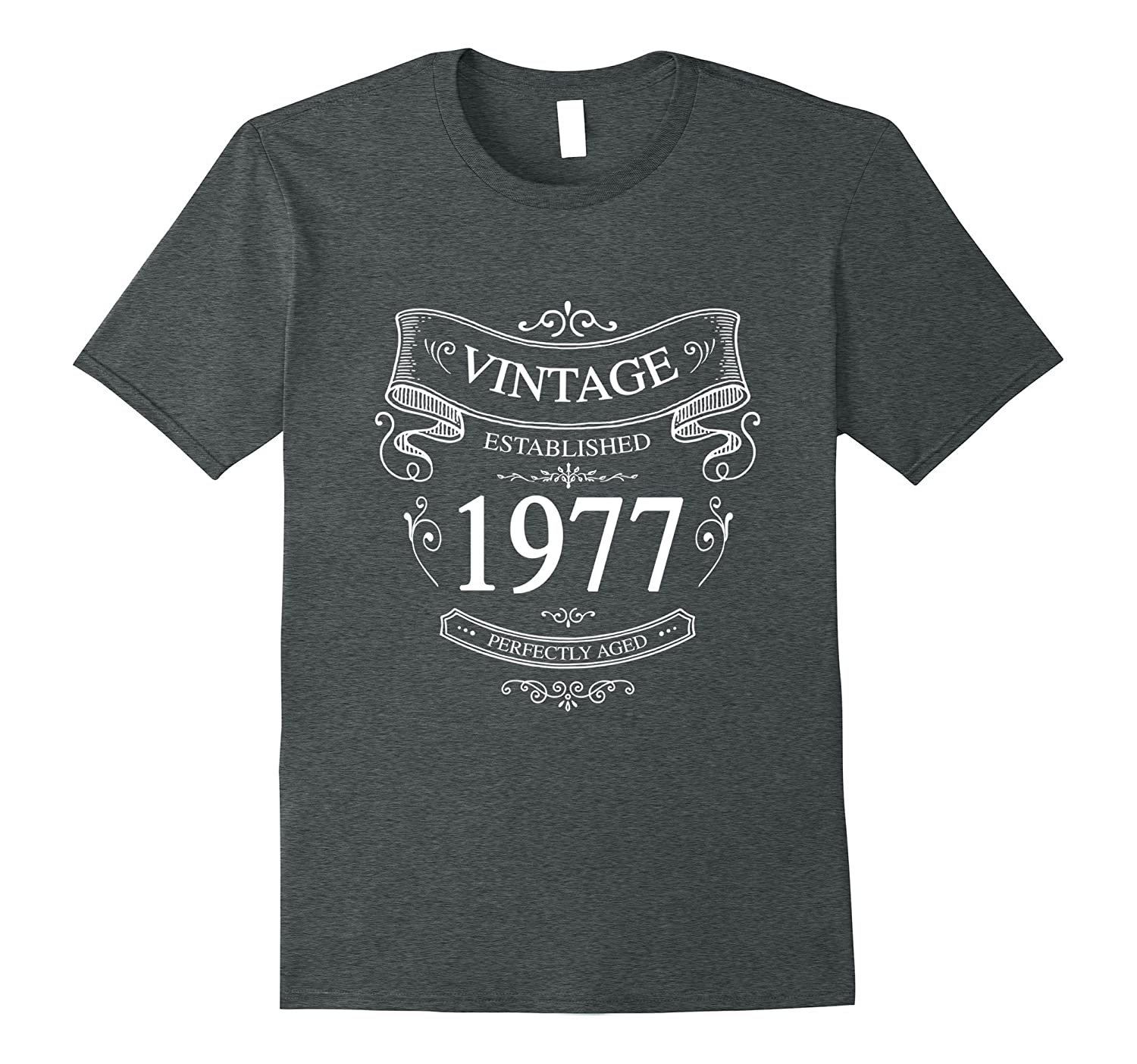 1977 Perfectly Aged shirt – 40th Birthday Gift Vintage