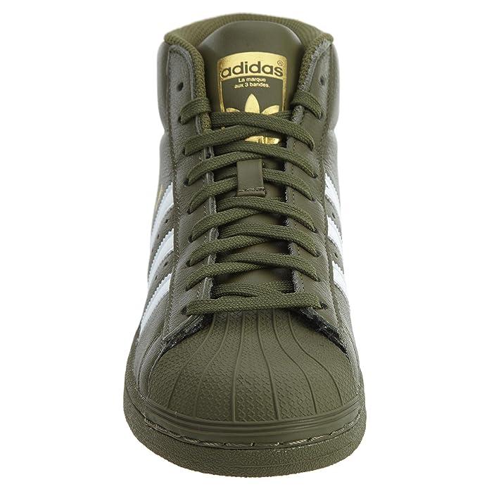 new concept d5561 e8128 Amazon.com  adidas Originals Kids Unisex Pro Model (Big Kid)