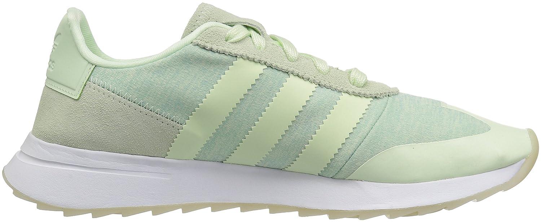 adidas Originals Women's FLB_Runner W Running Shoe B071LGLCWB 10.5 B(M) US Aero Green/White/Ash Green