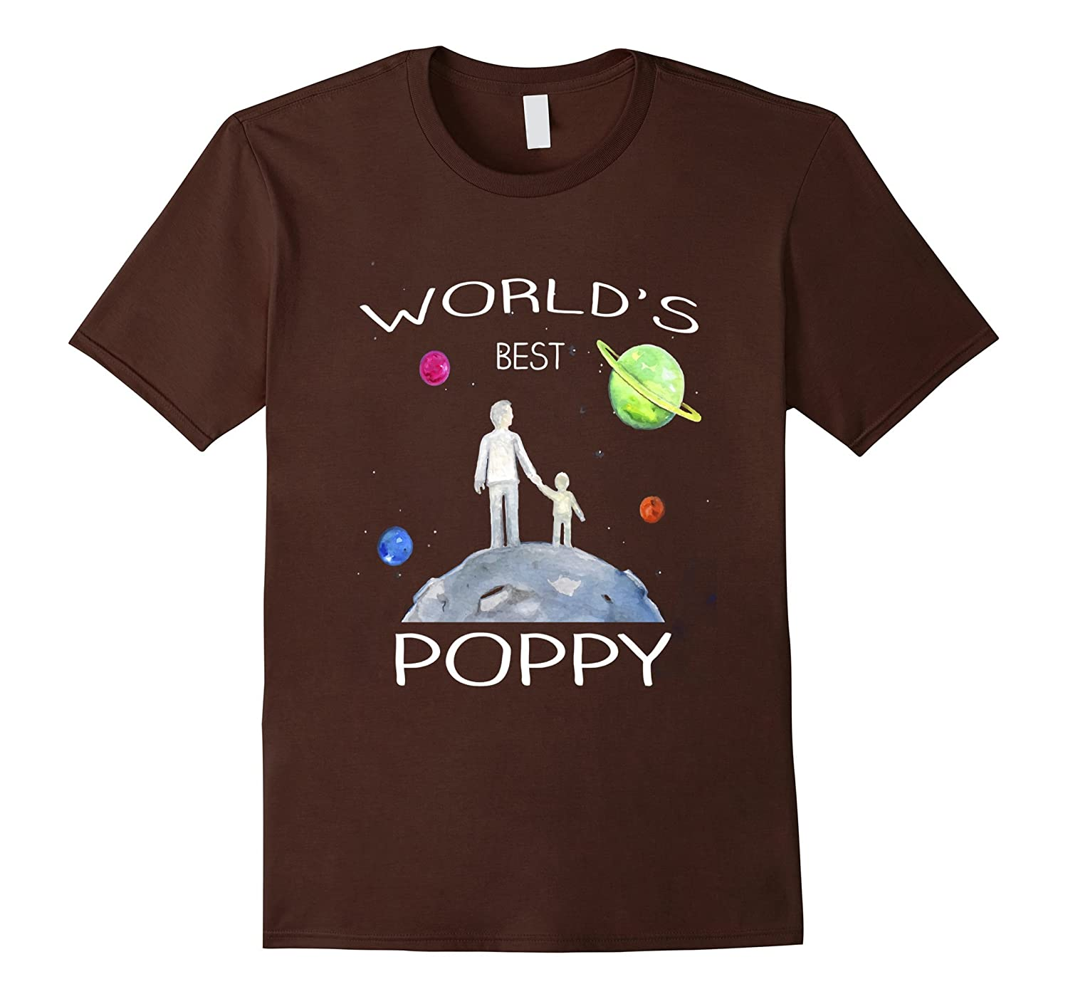 WORLD'S BEST POPPY SHIRT, Cute gift for POPPY, Love POPPY-TH
